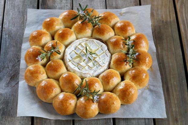 brioche camembert