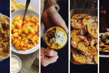 comment cuisiner le butternut nos idées recettes