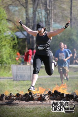 Warrior Dash Pic