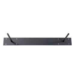 Metal Wall Mounted Mat Rack