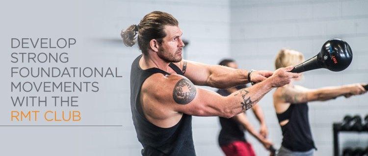 RMT Club workout