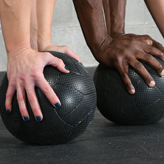 Elite Pro Medicine Ball