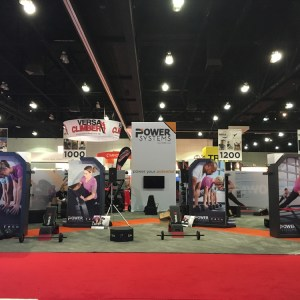 IHRSA PS Booth