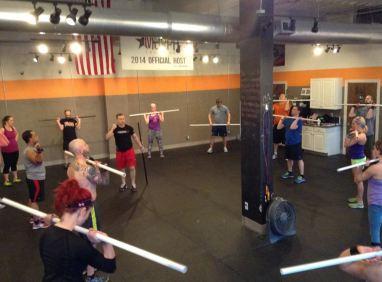 CrossFit 865