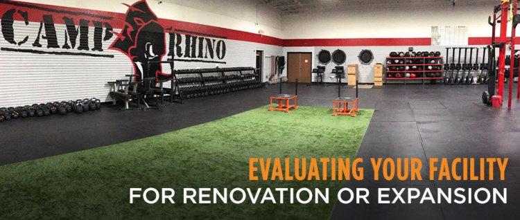 facility renovation