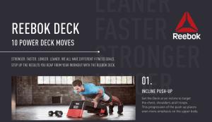Reebok Deck 10-power moves PDF