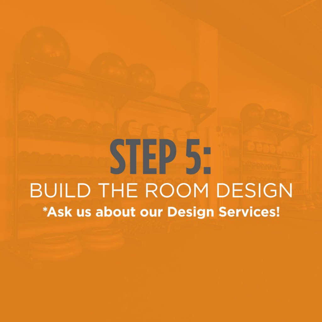 Step 5: Build the Room Design