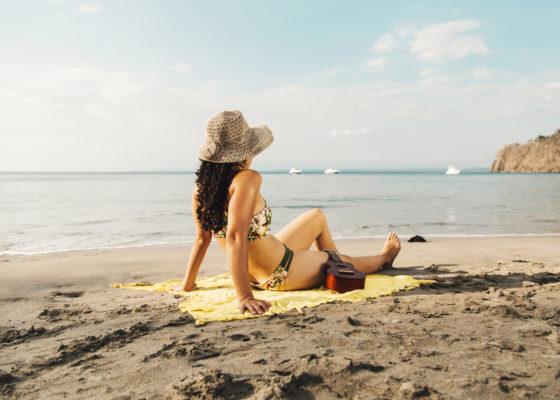 soigner un coup de soleil avec l'aloe vera - pranaloe - boutique en ligne de cosmétiques bio