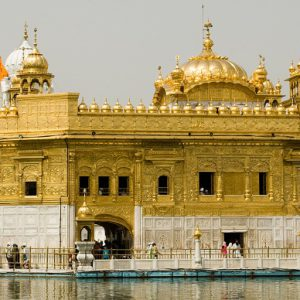 Amritsar-The Golden Temple or Darbar Sahib