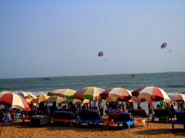 Goa-adventure holiday in India