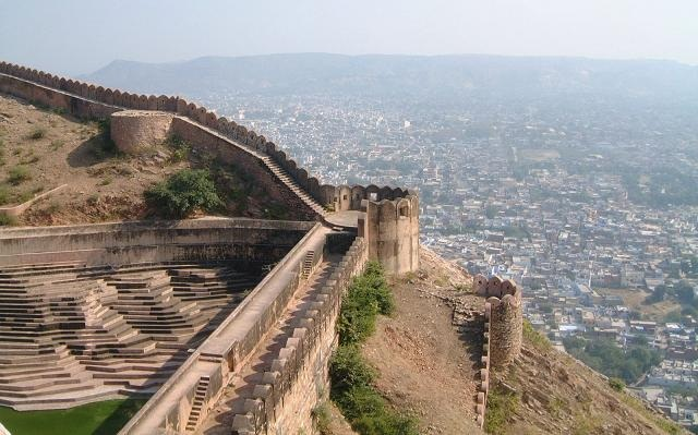 Nahargarh Fort-places to visit in Jaipur