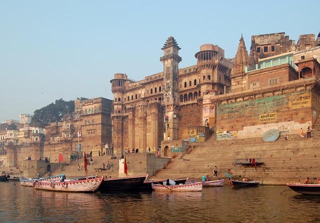 Varanasi-Munshi Ghat