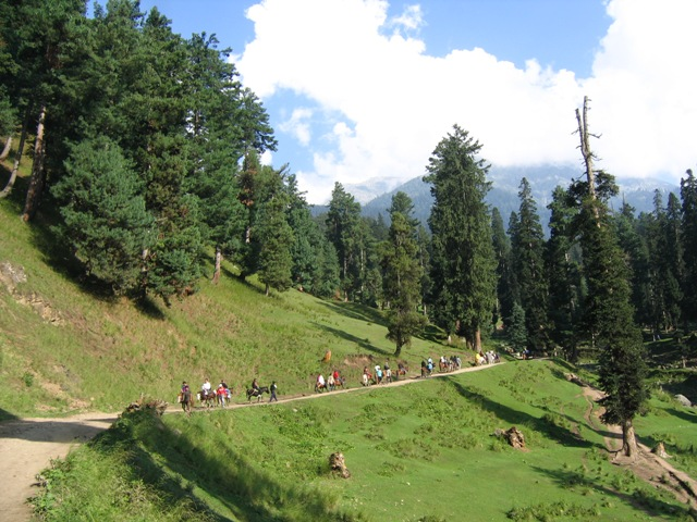 pahalgam weather