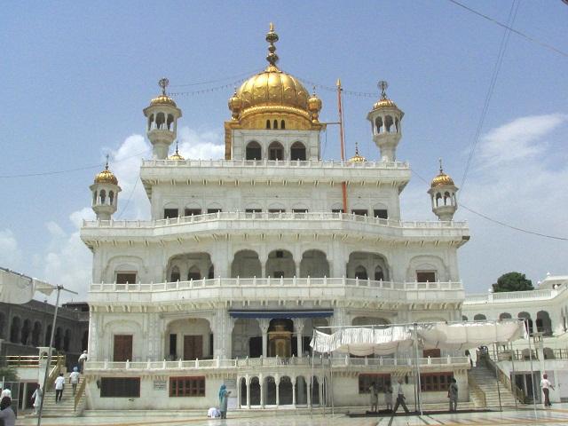 Akal Takht-Amritsar