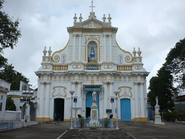 Immaculate Conception Cathedral-Pondicherry