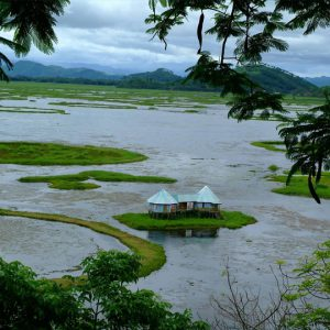 Moirang in Manipur. 7 Wonders North East India