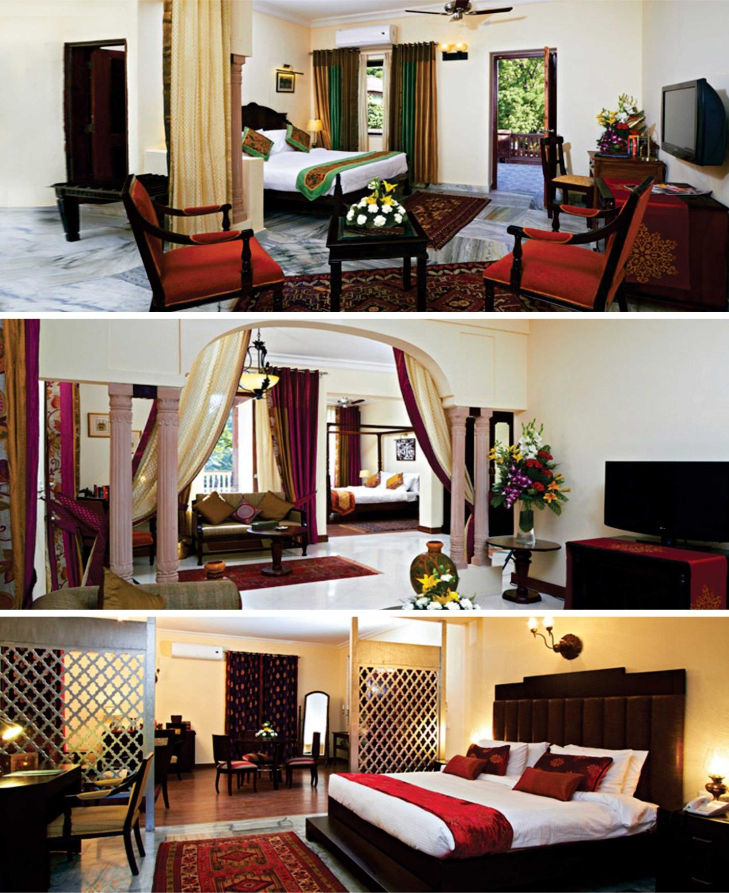 Ranbaka Palace Rooms