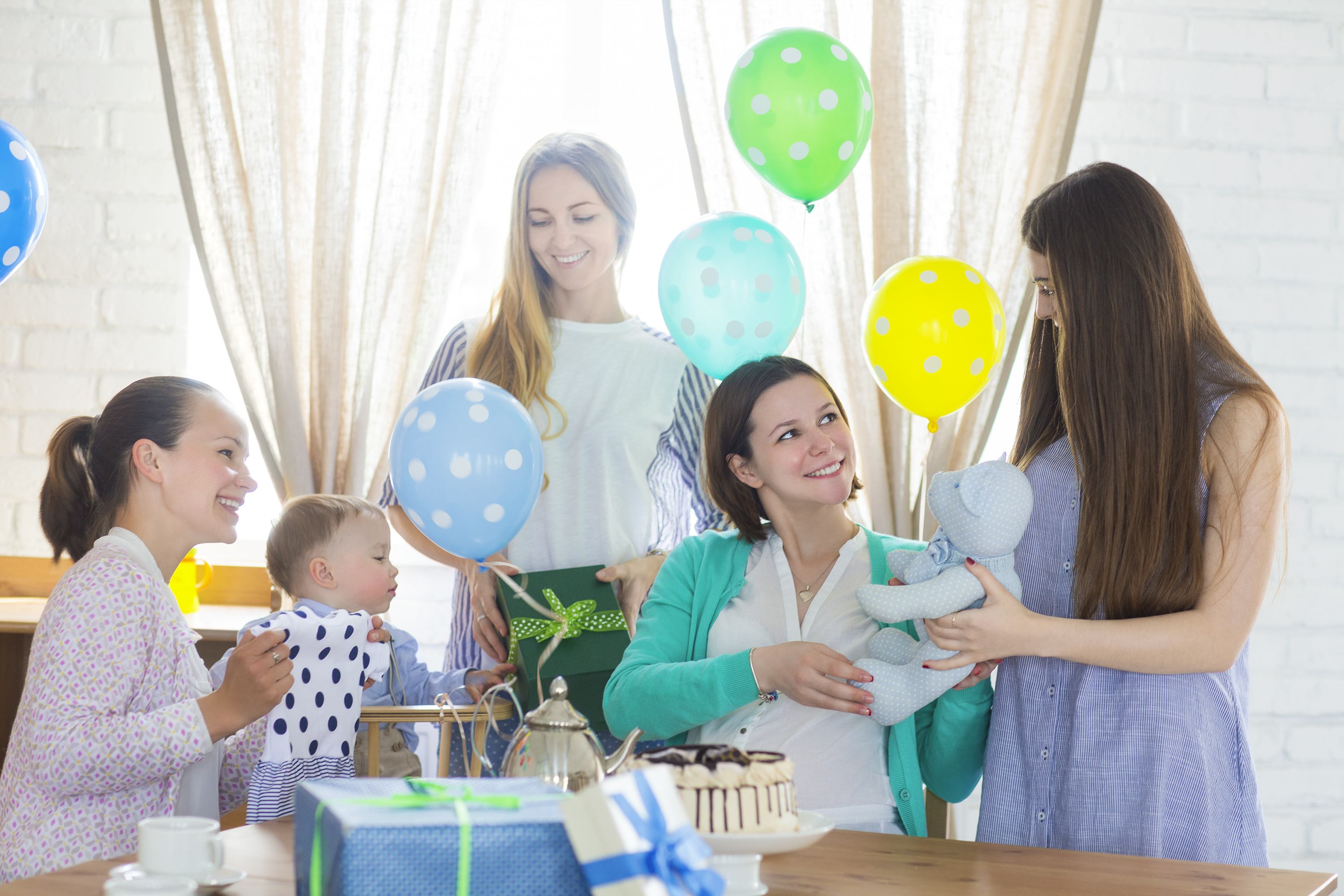 Ideas For Your Baby Shower From Around The World | The Pulse