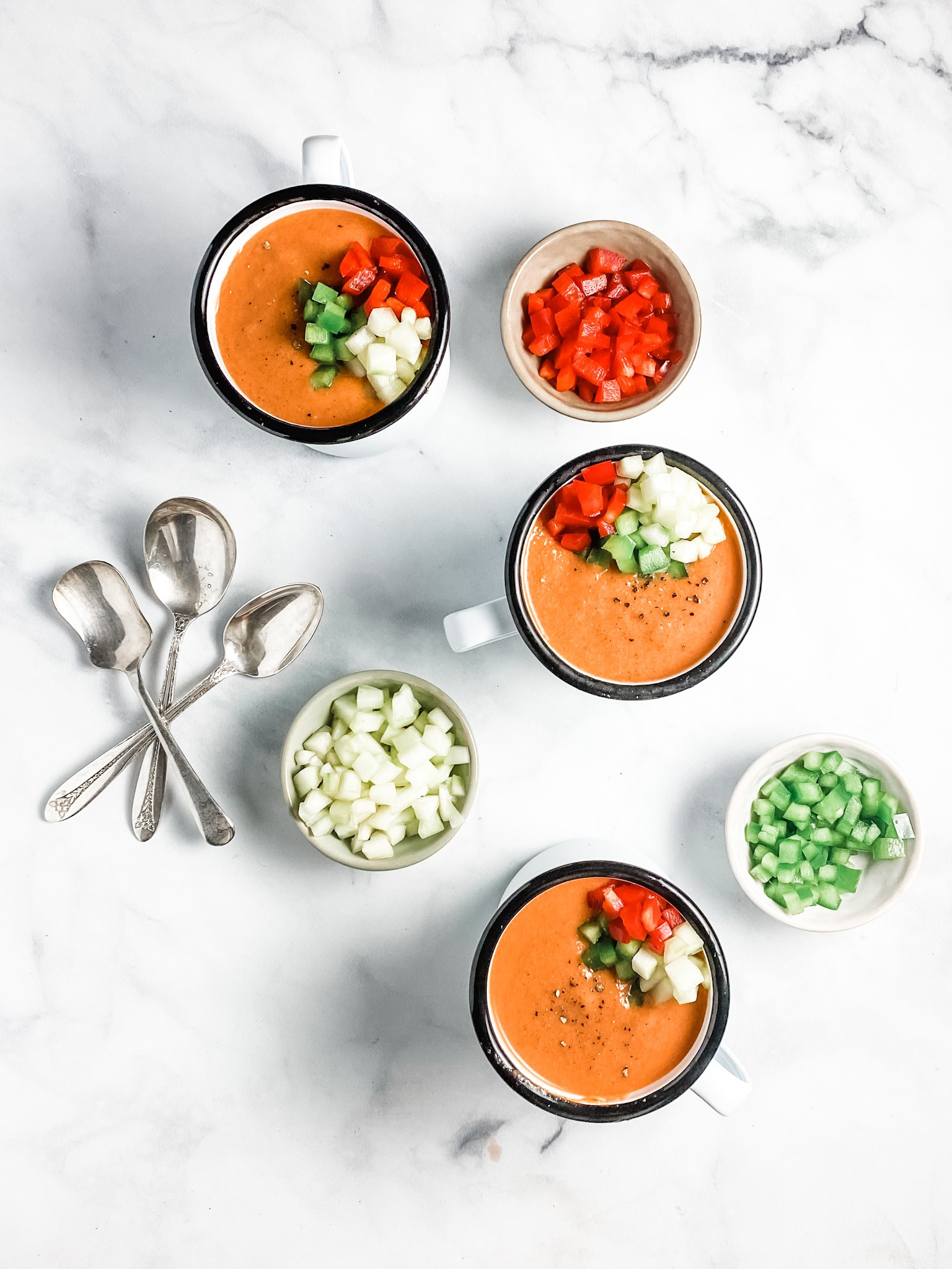 Pregistry's Friday Recipe: Gazpacho