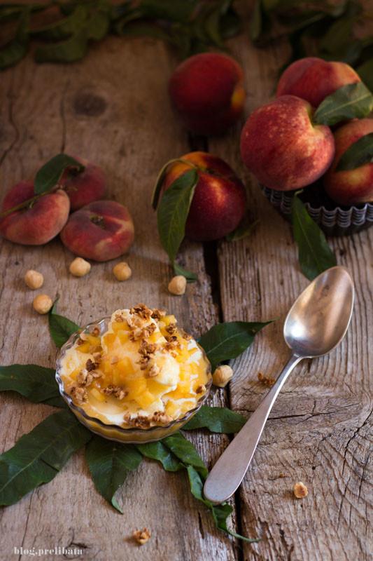 gelato alla vaniglia fatto a casa