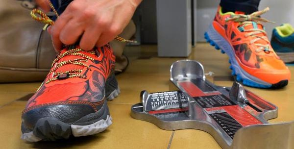 scarpe PUC
