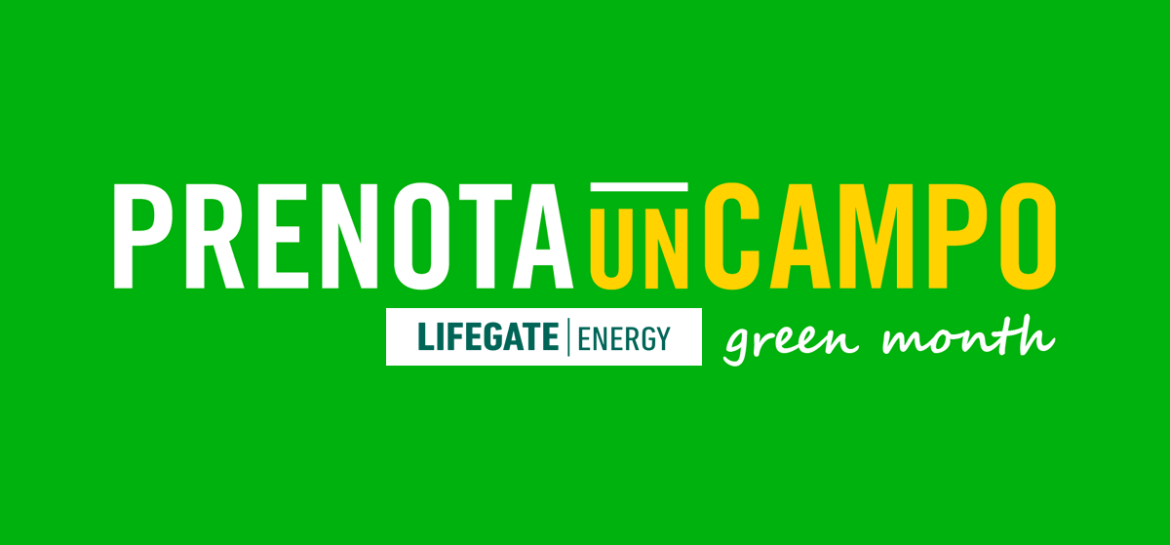 Green Month Partnership LifeGate