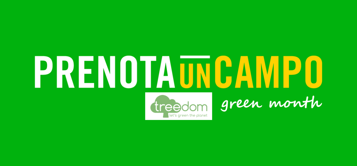 Green Month Partnership Treedom