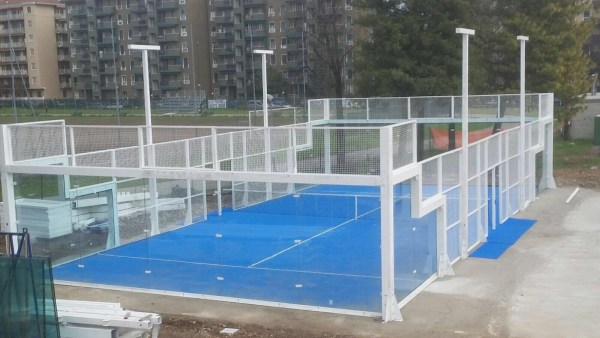 giocare a padel a Milano Paradise Beach Arena Padel