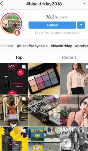 Blackfriday2018 on Instagram