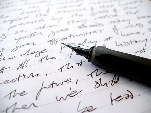 write my application essay