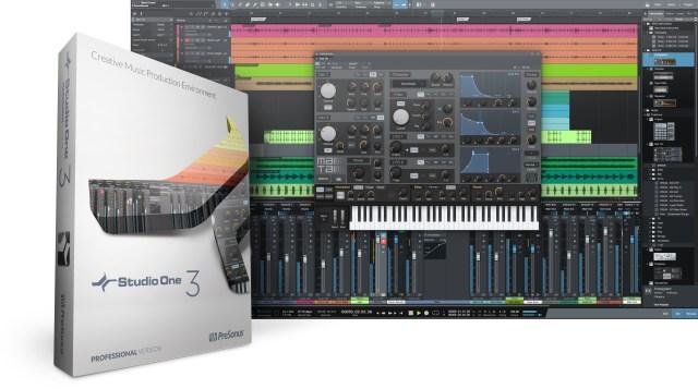 presonus studio one pro 3 portable