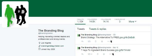 The Branding Blog