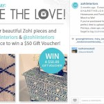 How to run an instagram competition