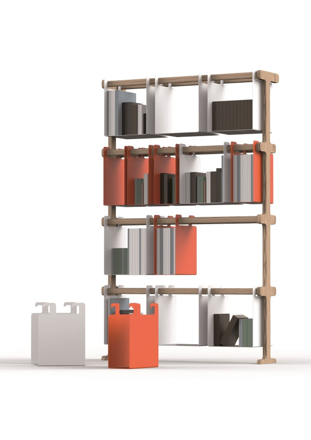 Hook Bookshelf