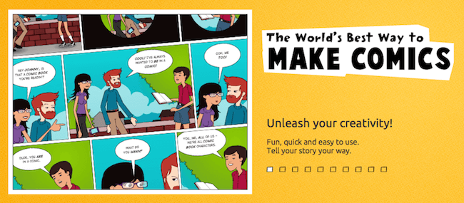 Make your Comic - PressPad Publish your comic to the App Store