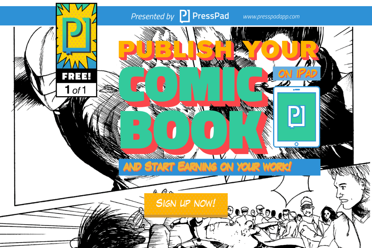 How To Publish Digital Comics on App Store