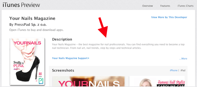 Your Nails Magazine - A digital magazine app - iTunes Preview