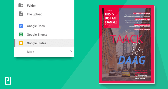 How To Design Your Magazine with PowerPoint