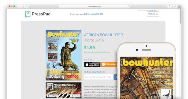 Africa Bow Hunter