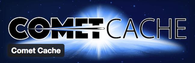 comet cache plugin