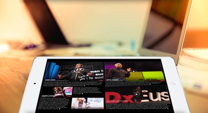 Video Magazine App