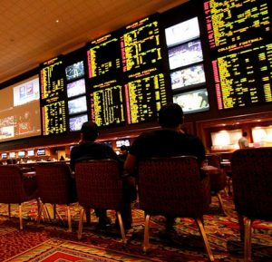 How to bookies make money