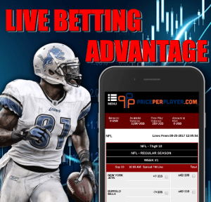 advantages of using live betting