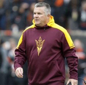 Todd Graham fired