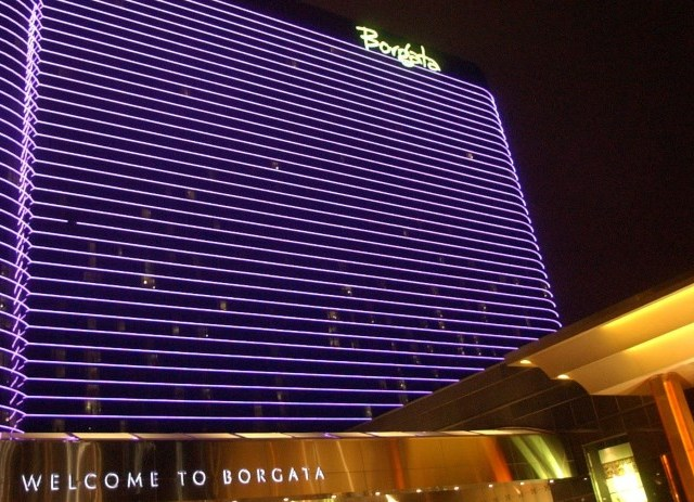 Borgata Hotel Casino is building an $11 million Sports Betting Bar