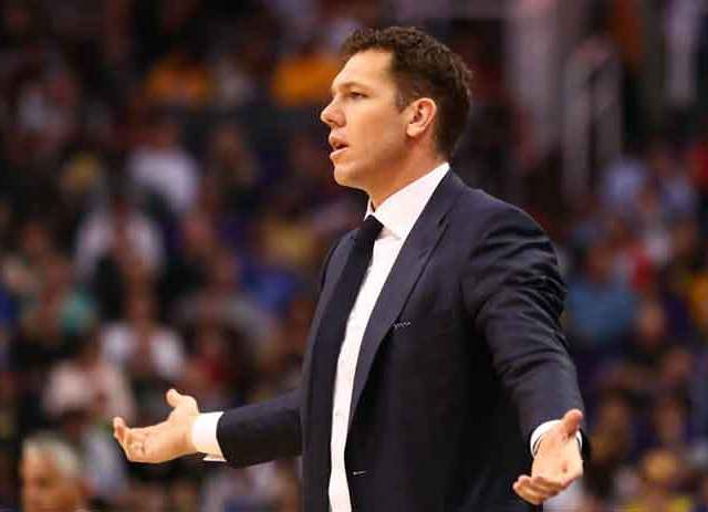 Bookie Basketball New: Lakers Fire Coach Walton
