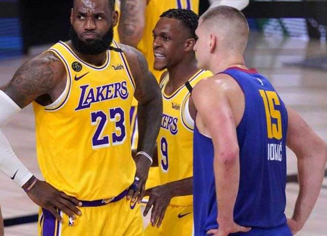 LeBron James Reacted to MVP Voting