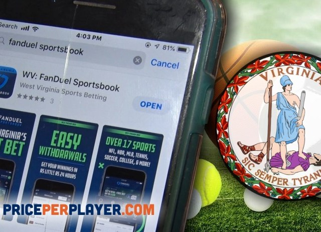 Online Sports Betting in Virginia Starts Today