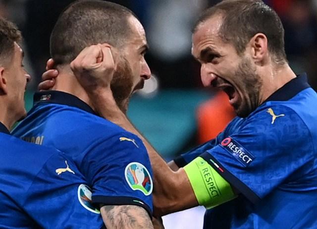 Italy Wins Euro 2020 via Penalty Kicks