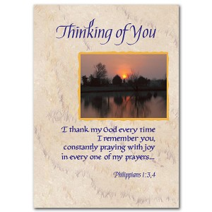 Thinking of You Cards 1